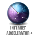 Internet Accelerator + icon