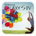 Galaxy S4 Wallpapers logo