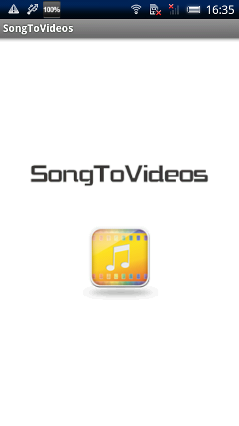 SongToVideos- screenshot