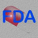 FDA Drugs Free icon