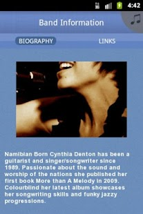 Cynthia C Denton - screenshot thumbnail