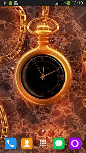 Gold Clock Live