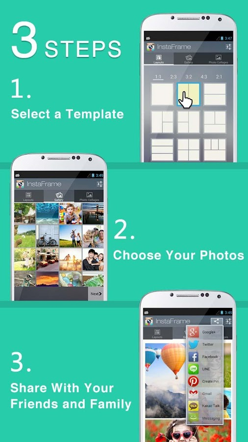 Lipix - Photo Collage & Editor- screenshot