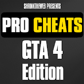 Pro Cheats GTA 4 Unofficial for Lollipop - Android 5.0