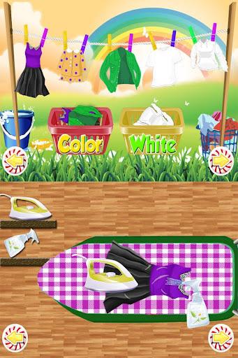 아이들을위한 세탁 게임을 씻어 玩休閒App免費 玩APPs