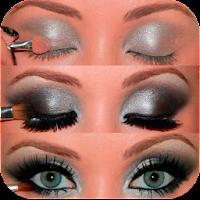 Eye Makeup Steps 1.2