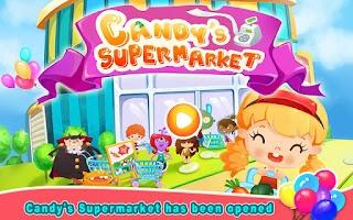 Screenshot of Candy's Supermarket