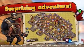 Screenshot of Clash of Heroes