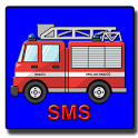 SMS od hasičů icon