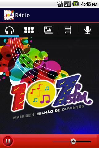 Rádio 107 FM BH