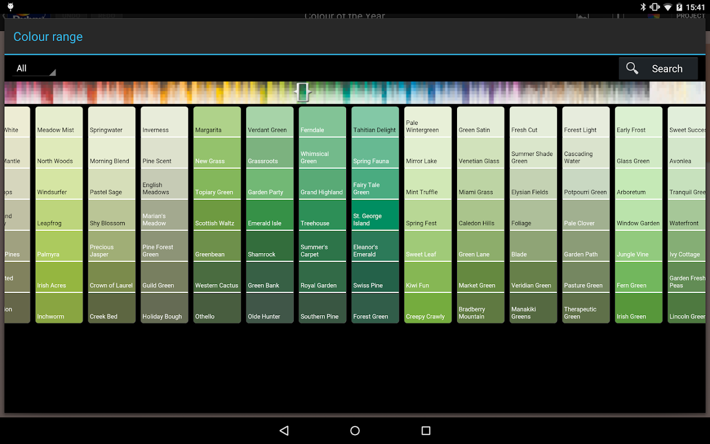 Dulux Colour Concept - Apl Android di Google Play