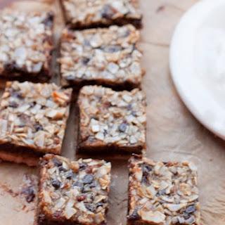 Magic Cookie Bars (vegan + Grain-free)