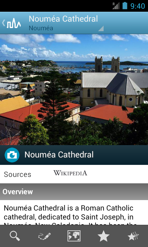 New Caledonia Guide by Triposo - screenshot