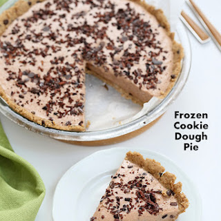 Cookie Dough Pie.