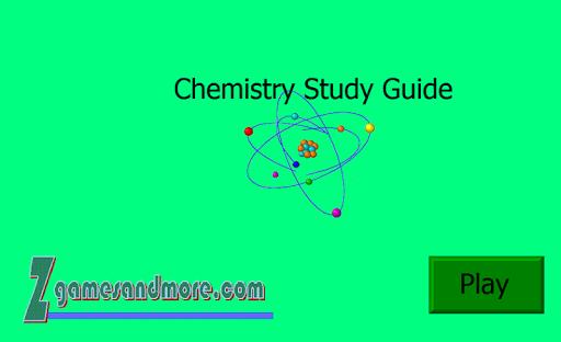 免費教育App|Chemistry Study Guide Unit 10|阿達玩APP