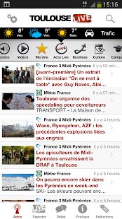 Toulouse Live - screenshot thumbnail