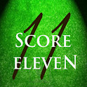 Score Eleven (11) Card Game logo