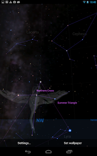 Distant Suns-Live Wallpaper - screenshot thumbnail