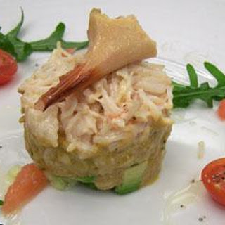 Dartmouth Crab Salad