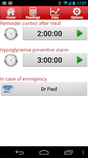 My Glycemia : Diabete tracker- screenshot thumbnail