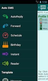 Auto SMS (No Ads) Screenshot 1