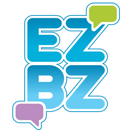 EZBZ For Businesses LOGO-APP點子