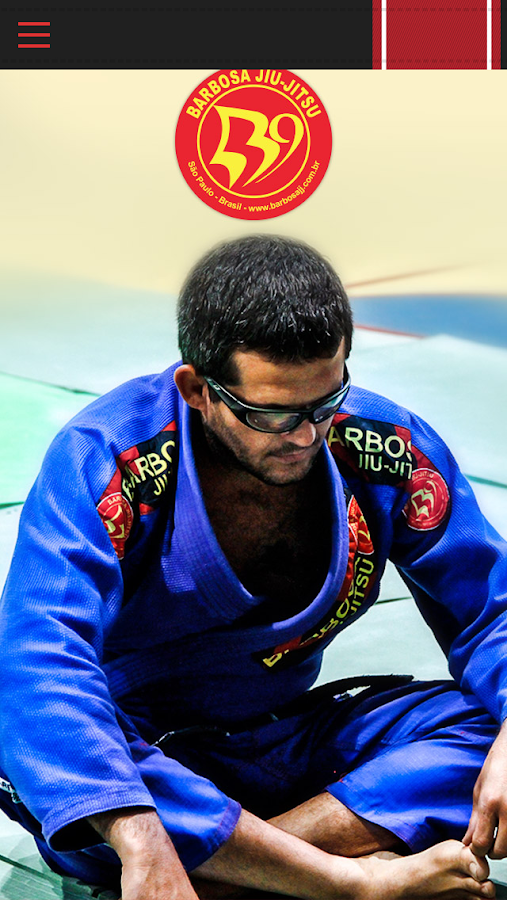 Barbosa Jiu Jitsu: captura de tela