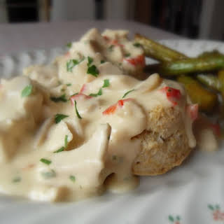 Chicken A La King Sauce Recipes.