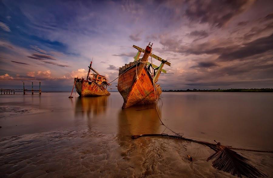 by Adanan Sidjoh - Transportation Boats