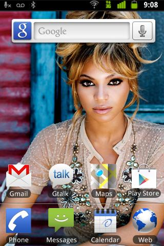 More Beyonce Wallpapers- FREE - screenshot
