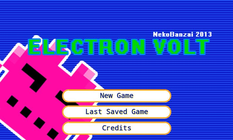Electron Volt- screenshot