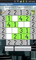 Screenshot of Buildings Puzzle