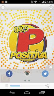 Positiva FM - Goiânia - screenshot thumbnail
