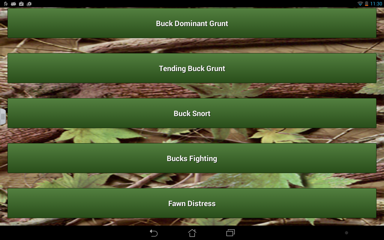 Field Caller - Deer Calls- screenshot