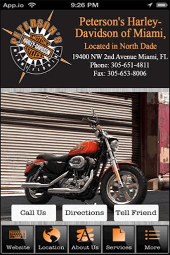 Peterson's Harley-Davidson Mia