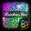 Rainbow Bar GO Launcher Theme icon