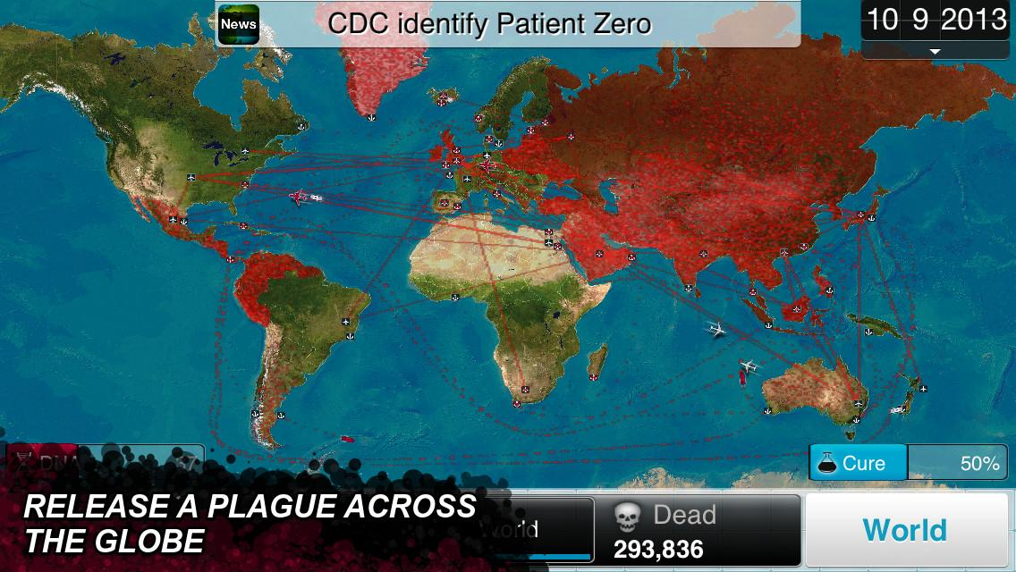 Plague Inc. screenshot #7