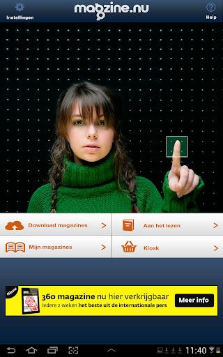 MagZine De Digitale Kiosk