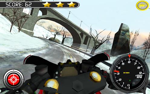 Frozen-Highway-Bike-Rider-VR 9