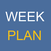 WEEK PLAN (Weekly Planner)