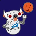 Howard Football & Basketball logo