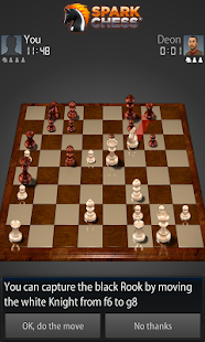 SparkChess - screenshot thumbnail