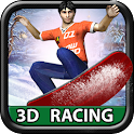 SnowBoard Racing ( 3D Game ) icon
