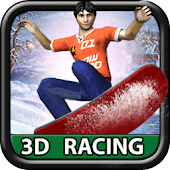 SnowBoard Racing ( 3D Game )