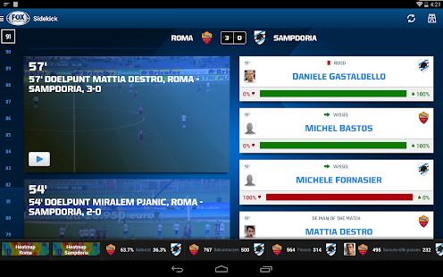 FOX Sports NL Screenshot 13