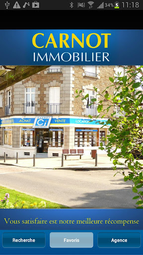 L'agence CARNOT Immobilier