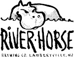 Logo of River Horse Tripel Horse