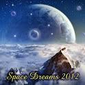 Galaxy Fantasy Live Wallpaper icon