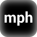 GPS Speedometer (mph) icon