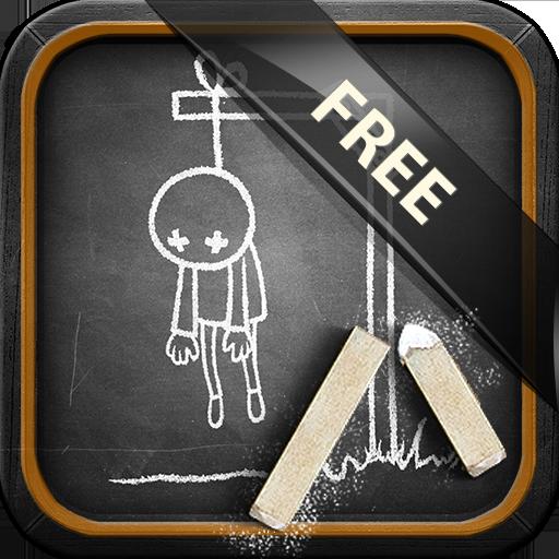 Hangman Free 拼字 App LOGO-硬是要APP
